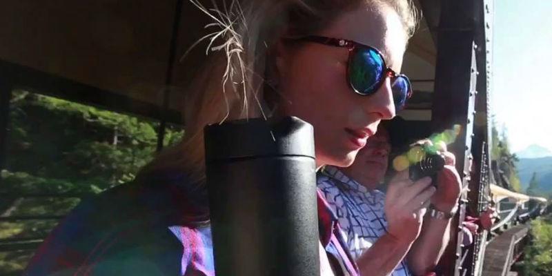On the Go Coffee Brewing Mug