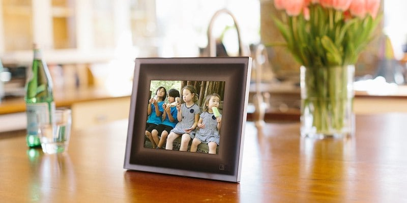 Aura Smart Picture Frame - 16 Products the whole family will enjoy