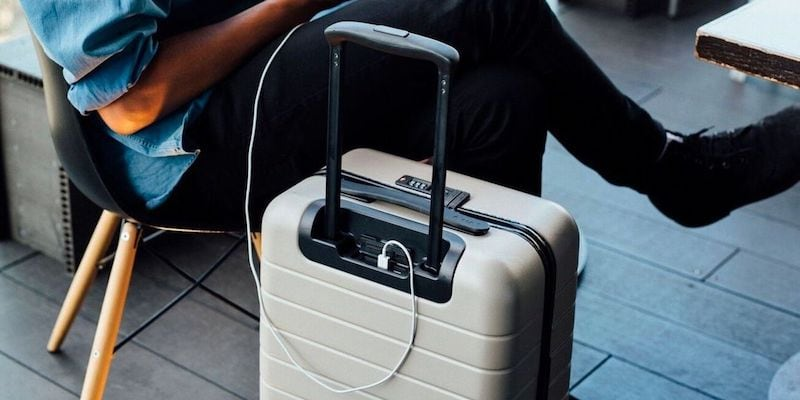 Away Travel Unbreakable Carry-On Bag - 20 Gifts for avid travelers
