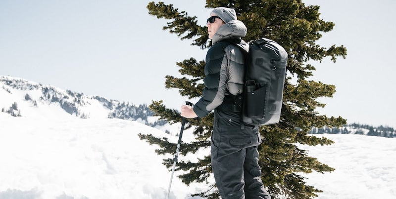 Tillak's Siletz Modular Carry System - 20 Gifts for avid travelers