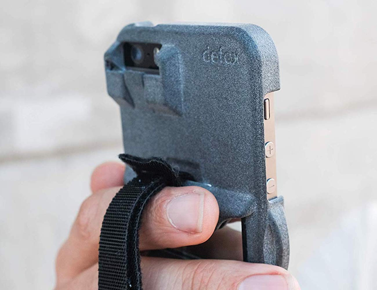 3D Printed Periscope Sports Case