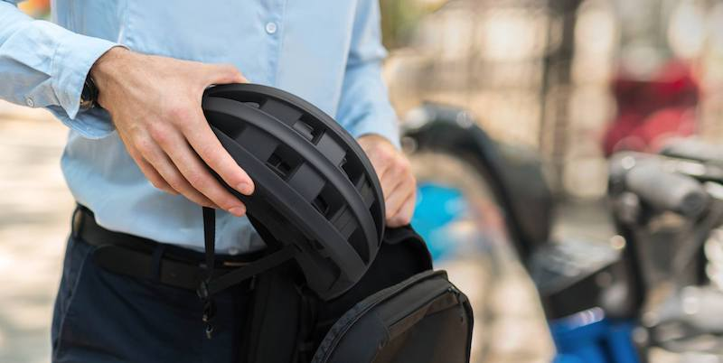 FEND Collapsible Bicycle Helmet - 6 Products to get you ready for the Black Friday rush