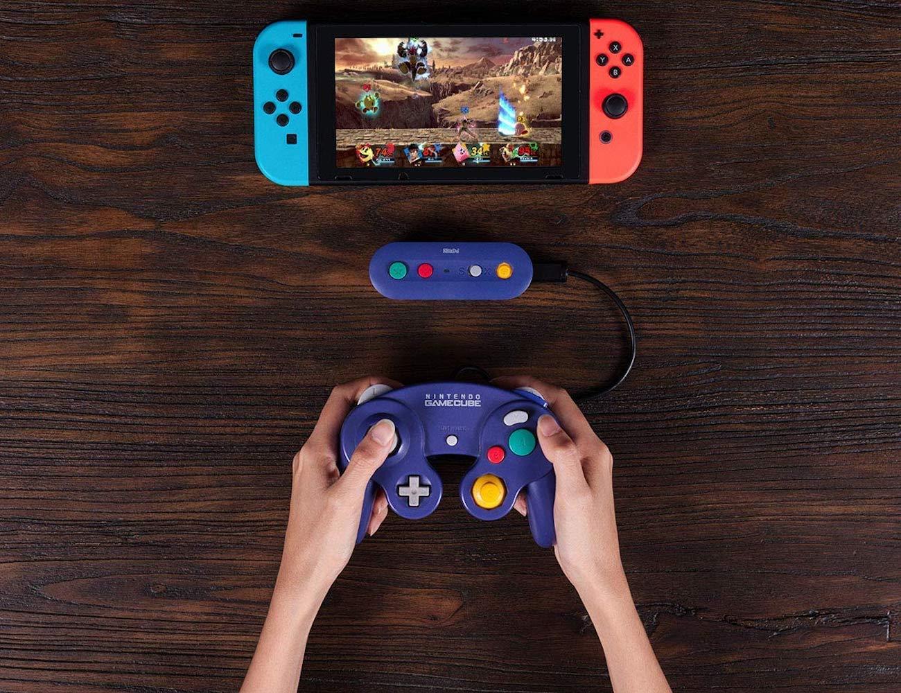 8Bitdo GBros. Wireless Nintendo Switch Adapter