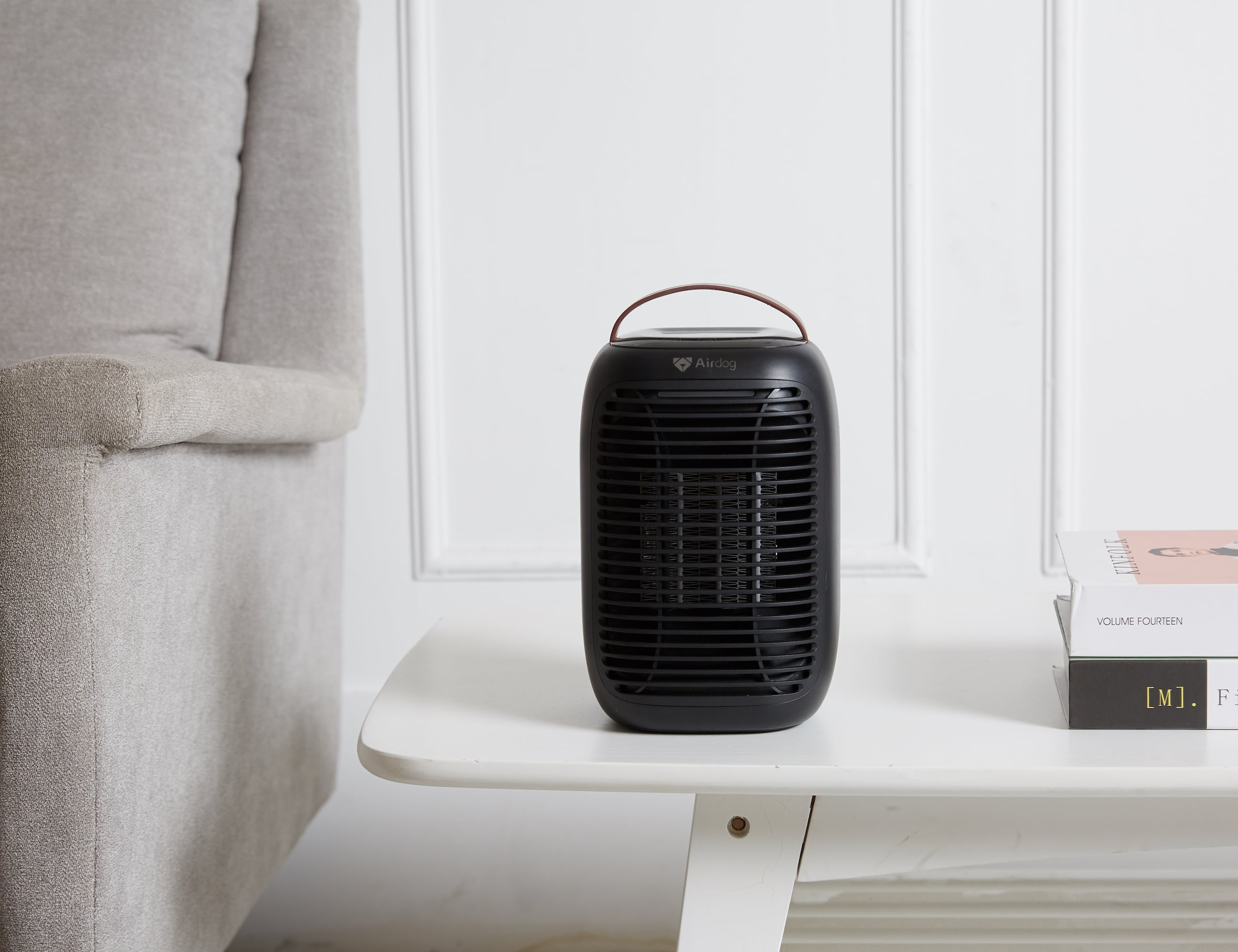 Airdog Portable Dual Comfort Fan Heater