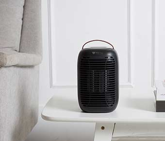 Airdog+Portable+Dual+Comfort+Fan+Heater