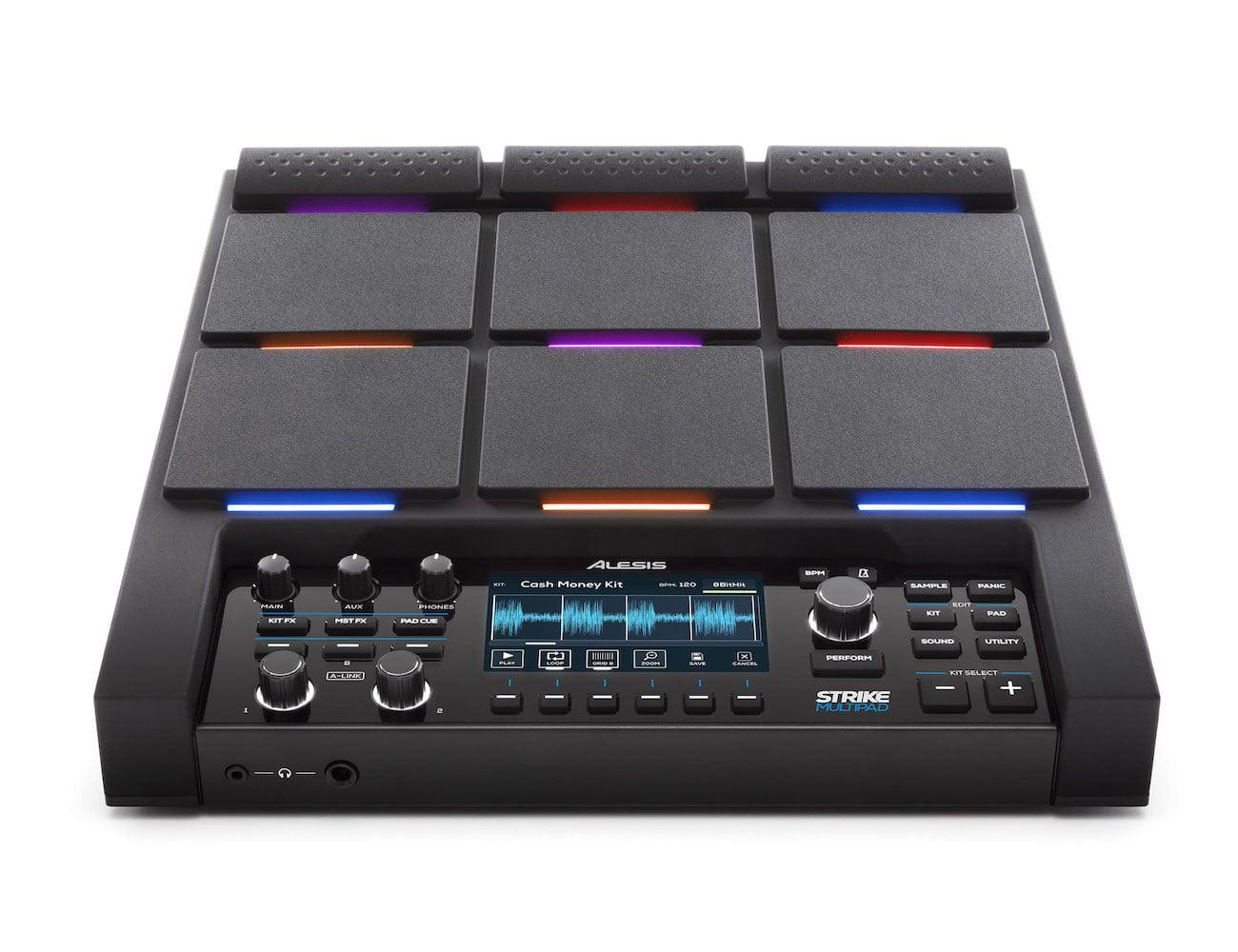 alesis strike multipad electronic percussion pad gadget flow. Black Bedroom Furniture Sets. Home Design Ideas