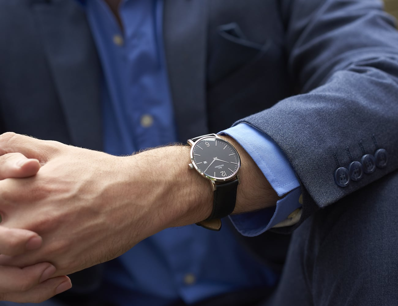 Ben Alexander British Luxury Watches