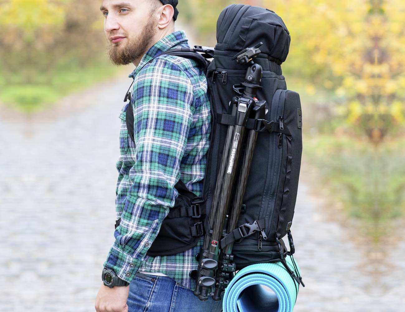 Blackpack Franken Functional All-In-One Backpack
