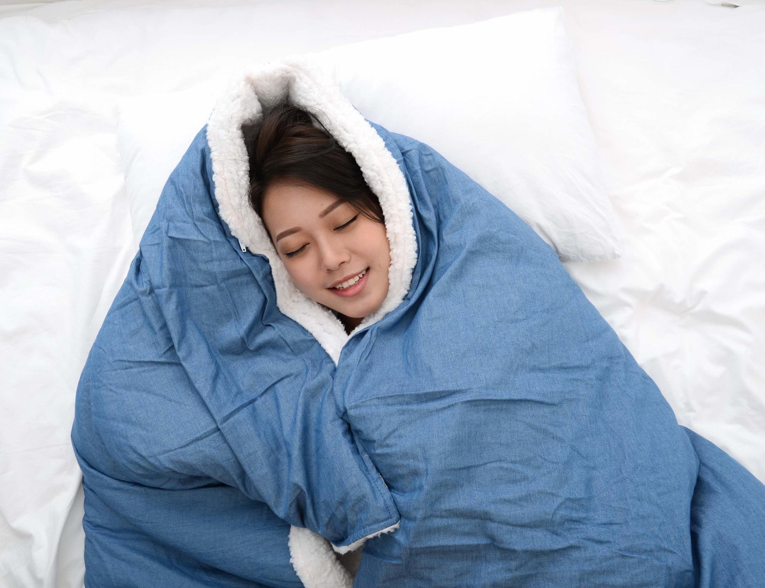 Boyfriend Blanket Deluxe Weighted Blanket