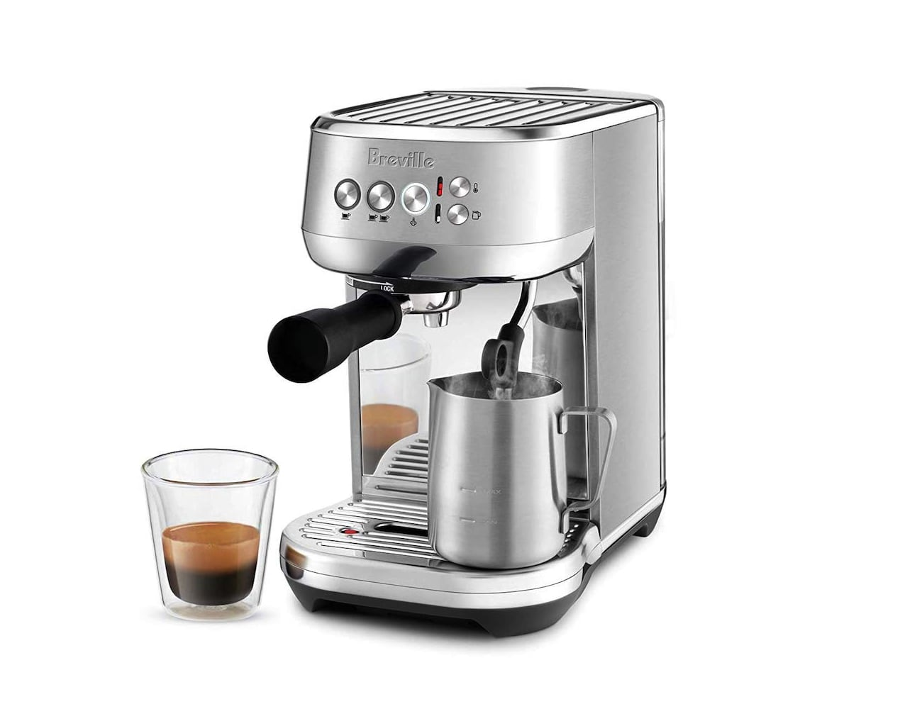 Breville Coffee Machine Manual Compact Cafe