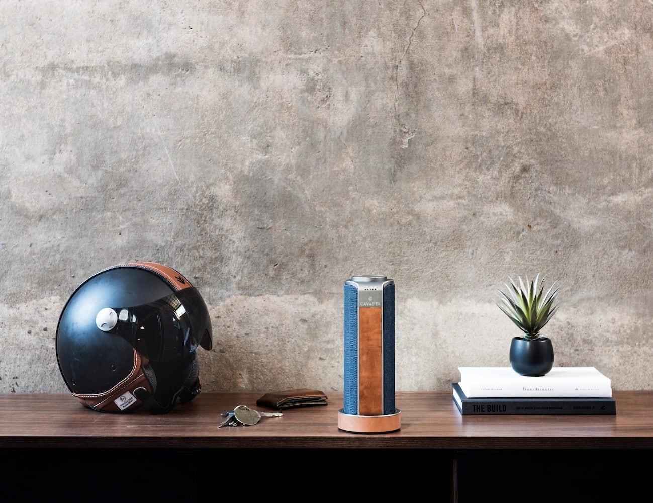 Cavalier Maverick Portable Alexa Speaker System gives you hands-free control