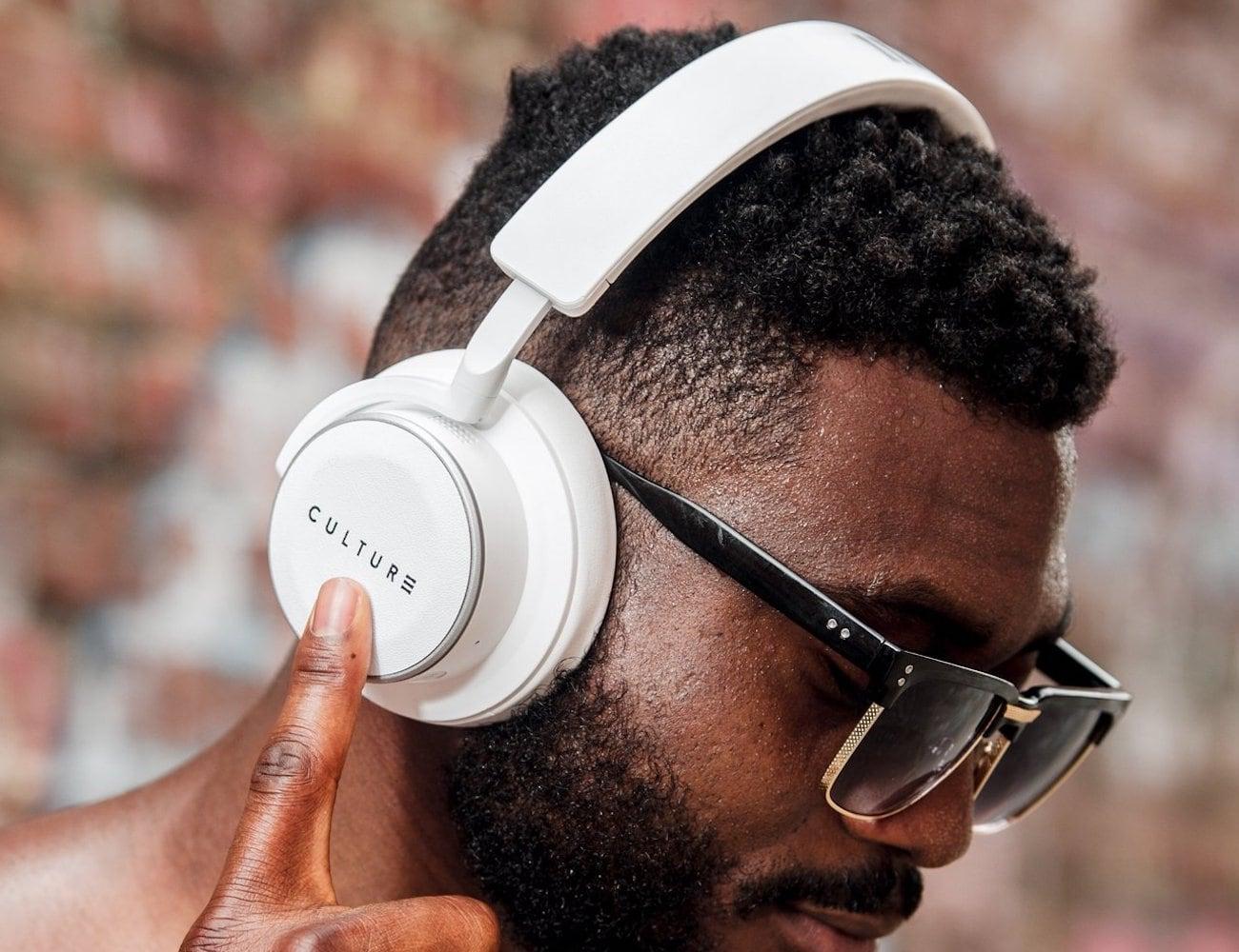 Culture V1 Wireless Noise Canceling Headphones