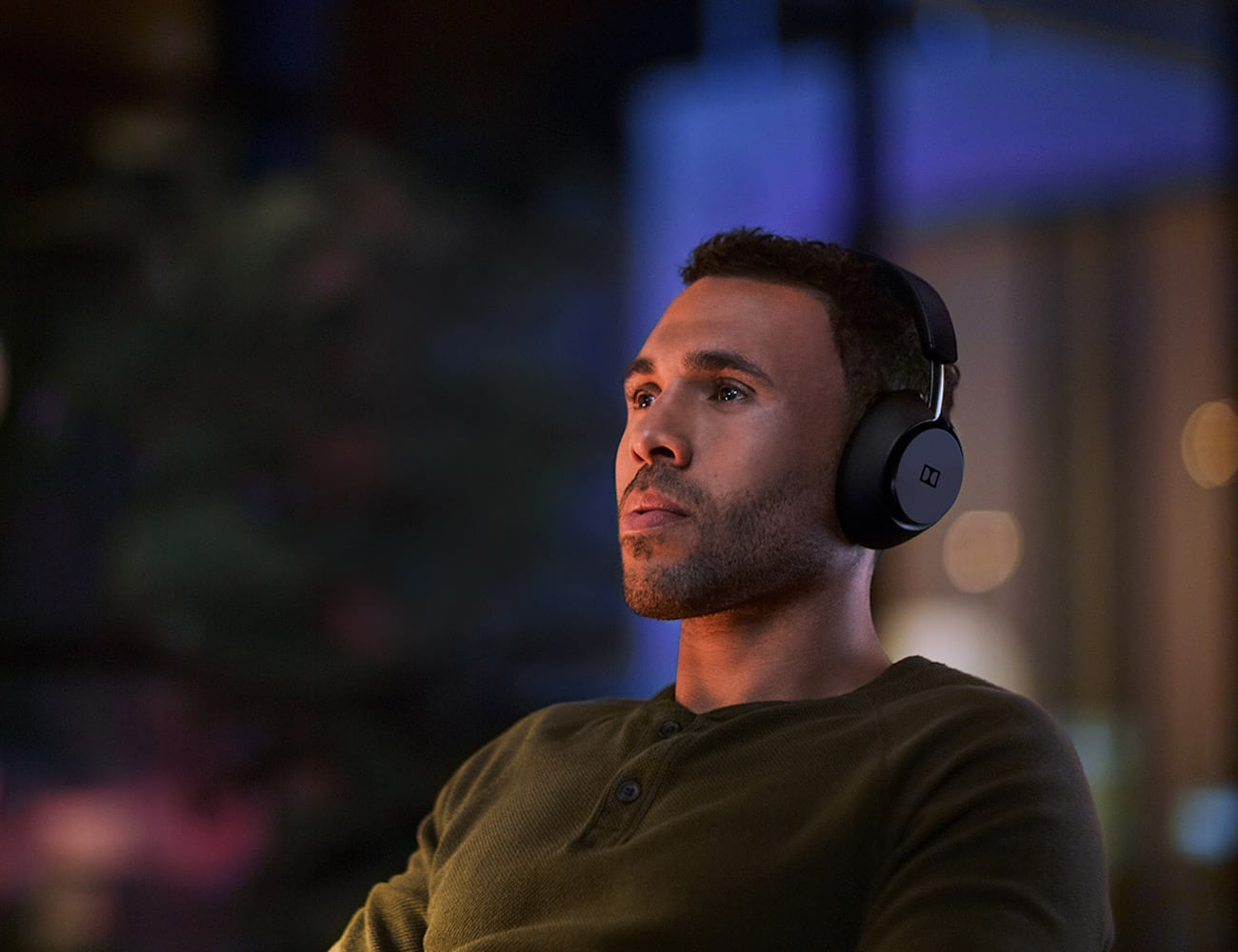 Dolby Dimension Premium Wireless Bluetooth Headphones