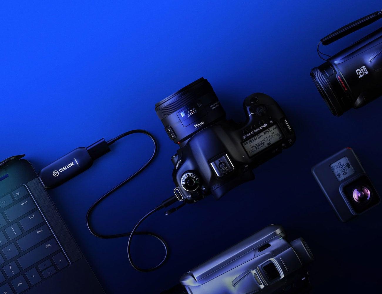 Elgato Cam Link 4 Compact HDMI Capture Device