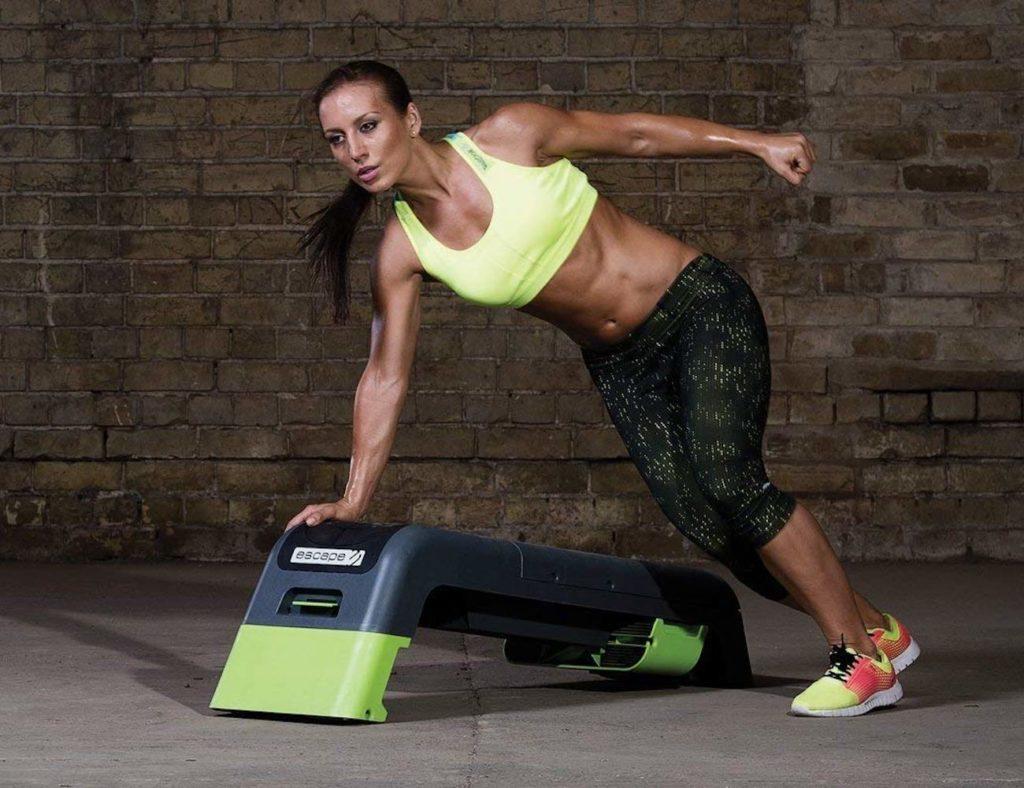 Escape+Fitness+Deck+2.0+Portable+Workout+Platform