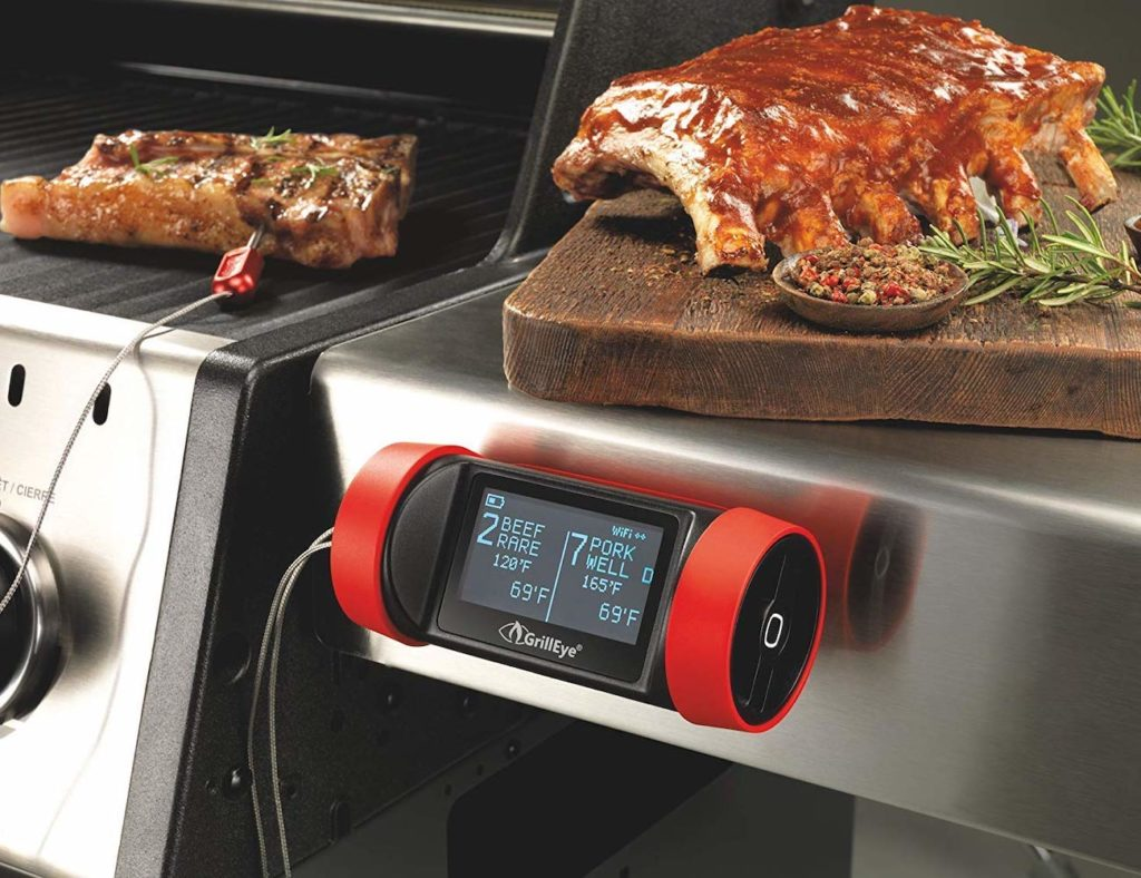 GrillEye+PRO%2B+Grilling+and+Smoking+Thermometer