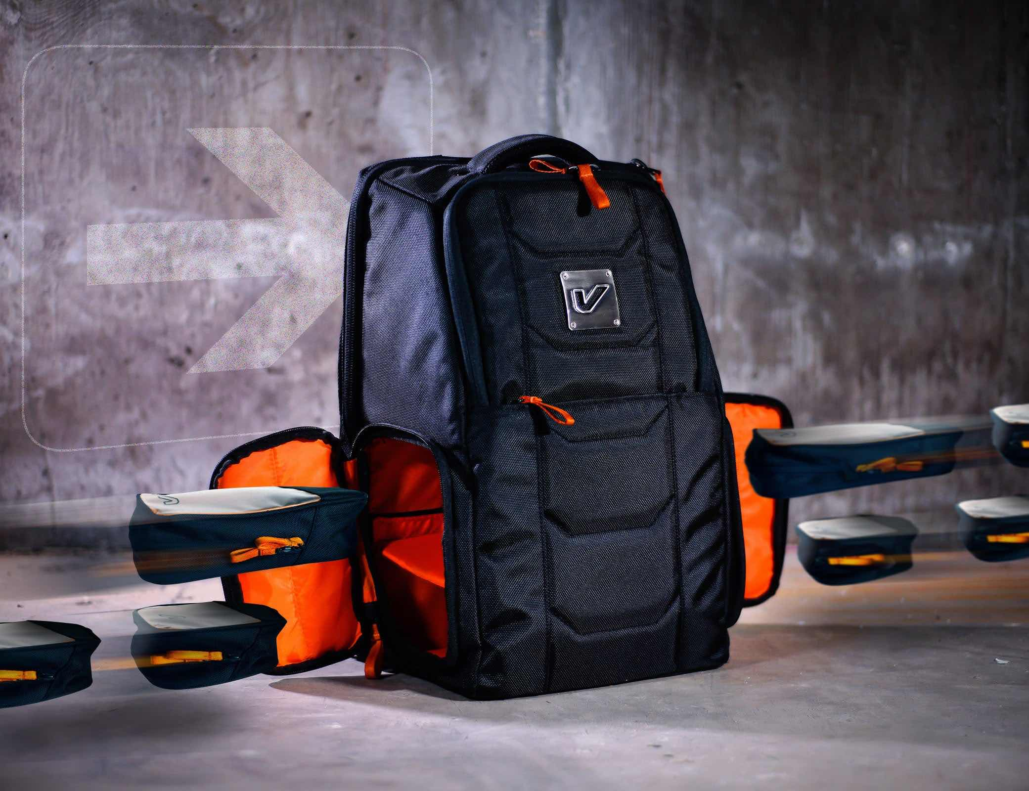 Gruv Gear Elite Traveler Backpack