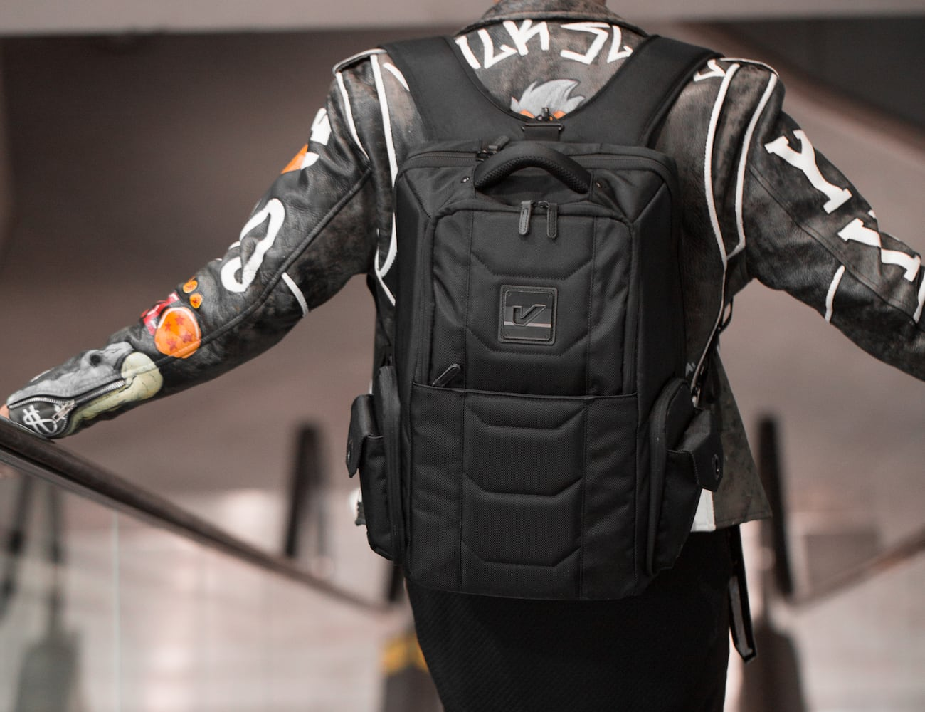 Gruv Gear Elite Traveler Backpack