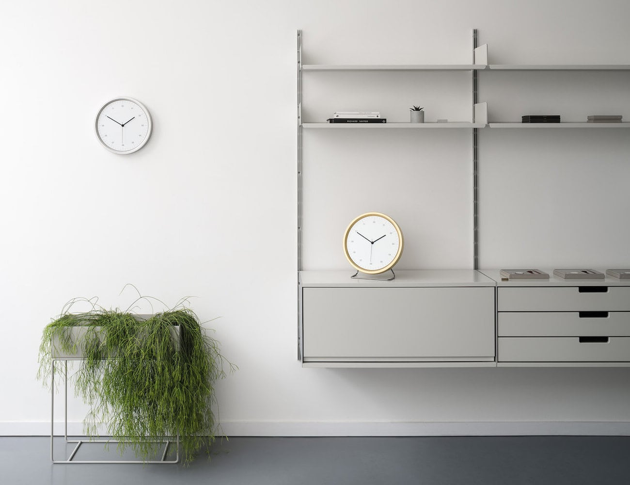 Instrmnt A Series Dual Aspect Quartz Clock