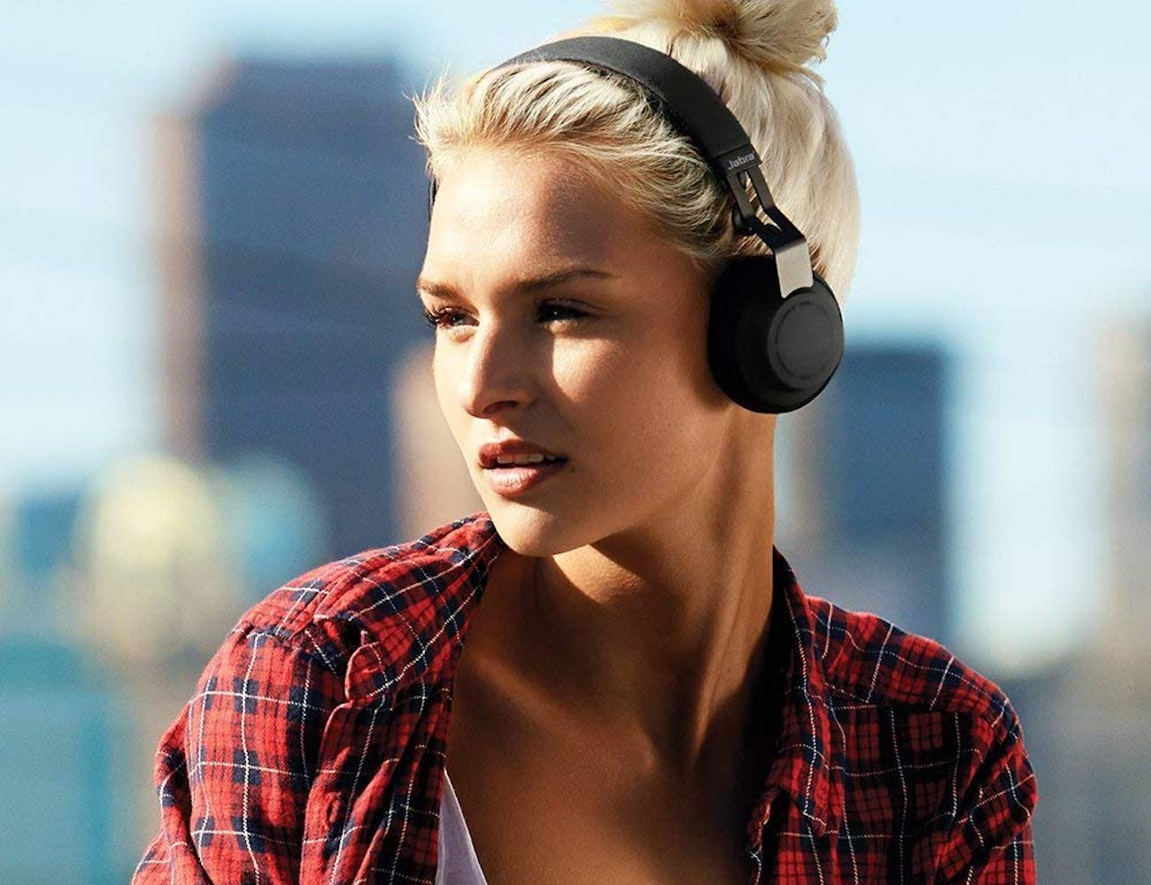 Jabra Move Wireless On-Ear Headphones