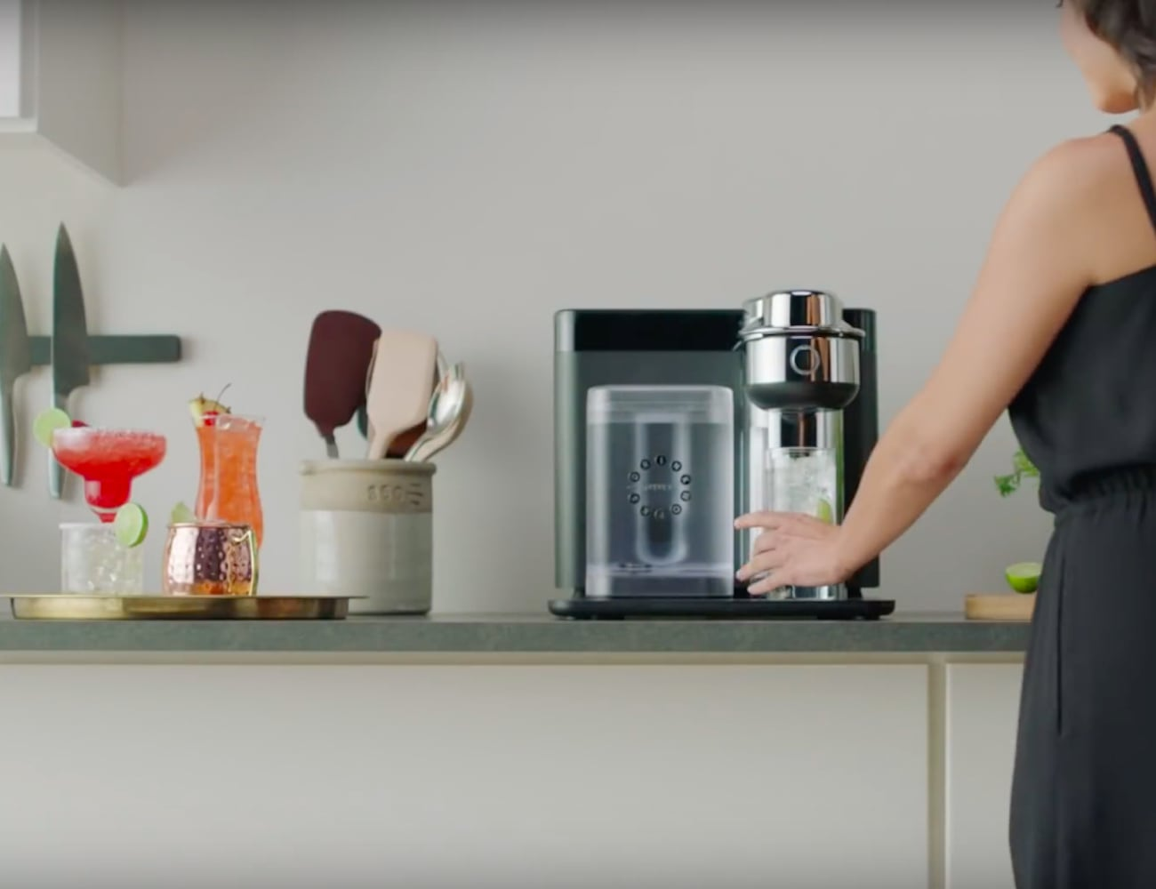 Keurig Drinkworks Drinkmaker Home Bar Machine