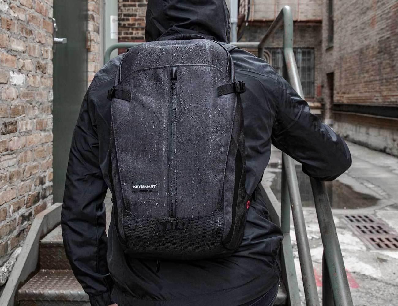 KeySmart Urban21 Premium Commuter Backpack