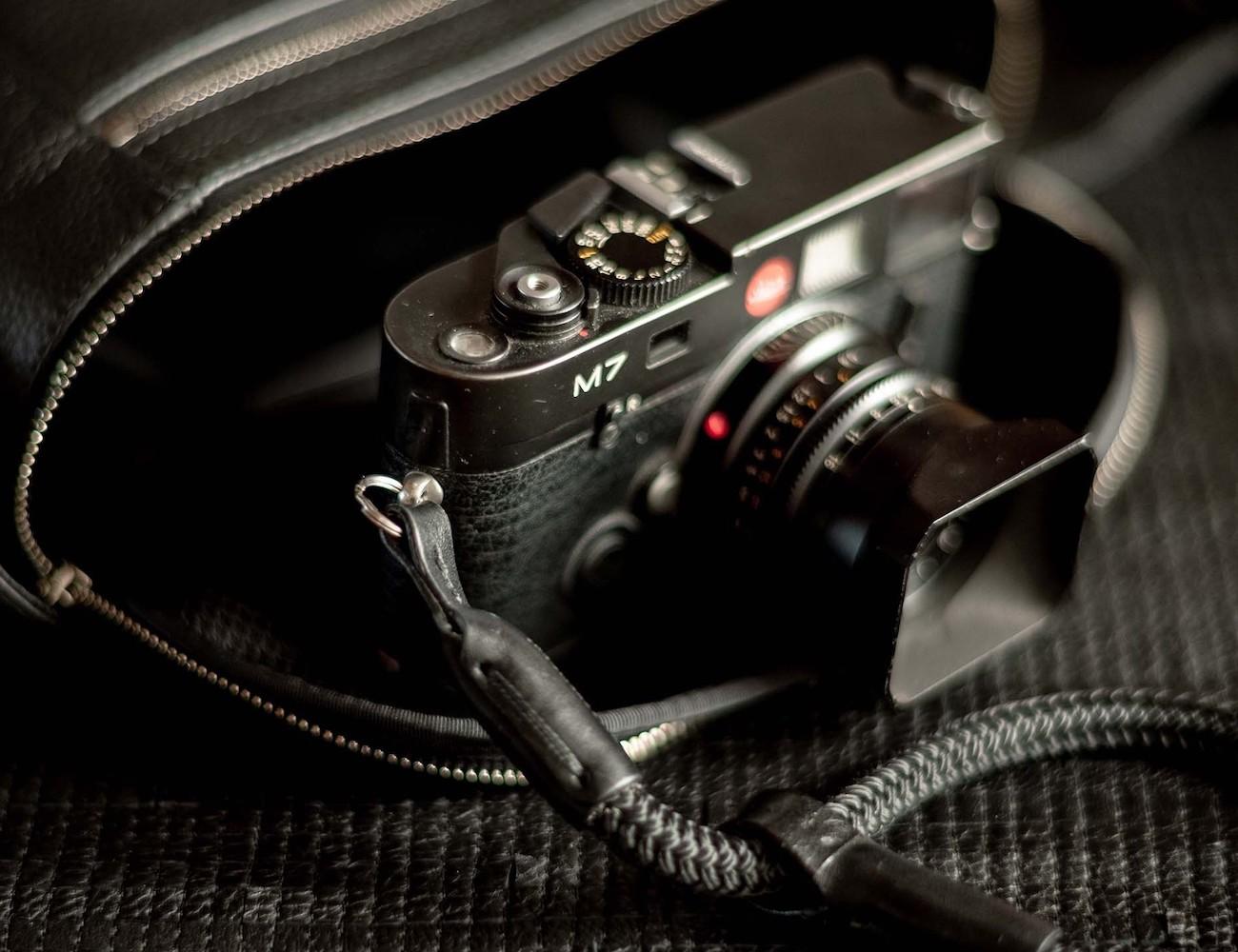 Killspencer Leather Camera Pack