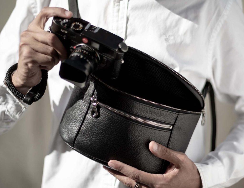 Killspencer+Leather+Camera+Pack