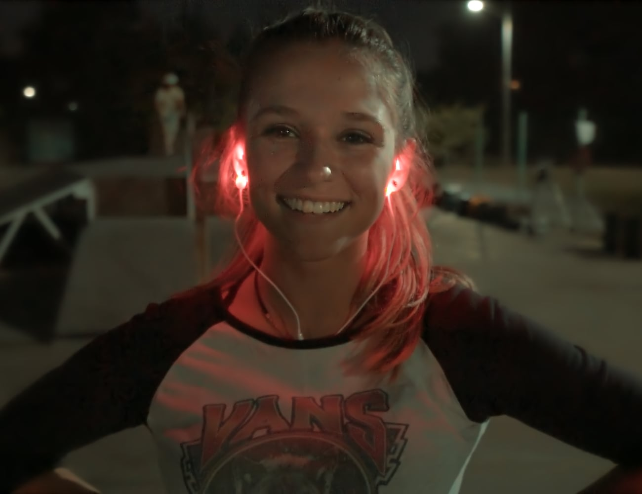 Leah Life Saving Light-Up Headphones