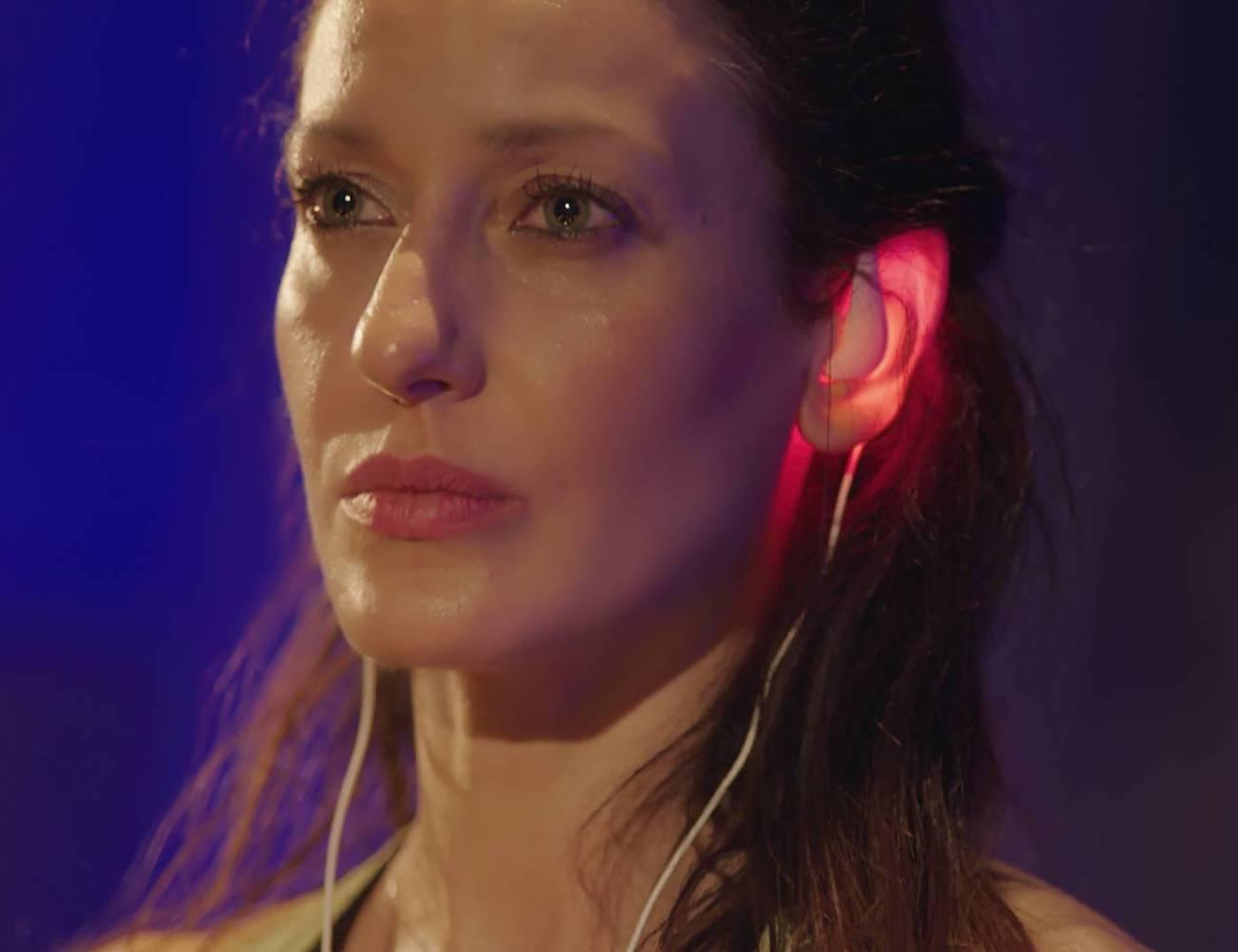 Leah Life Saving Light-Up Headphones