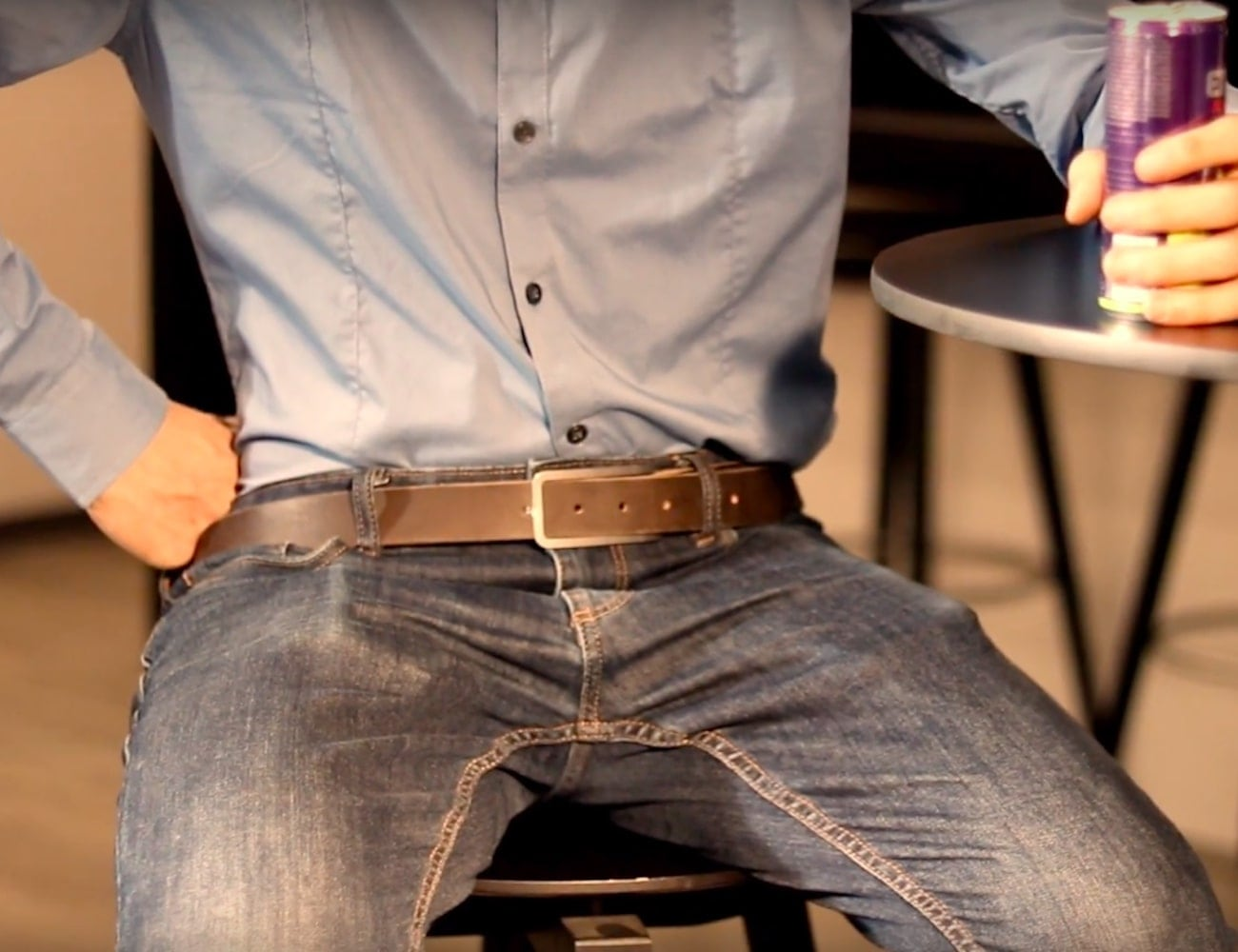 Linoxis Customizable Leather Belt
