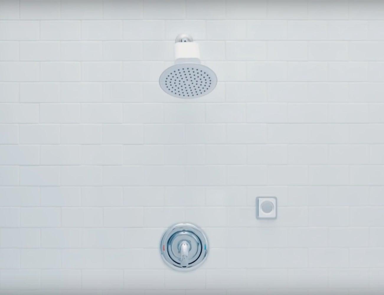 Livin Shower Save Smart Water-Saving Shower Kit