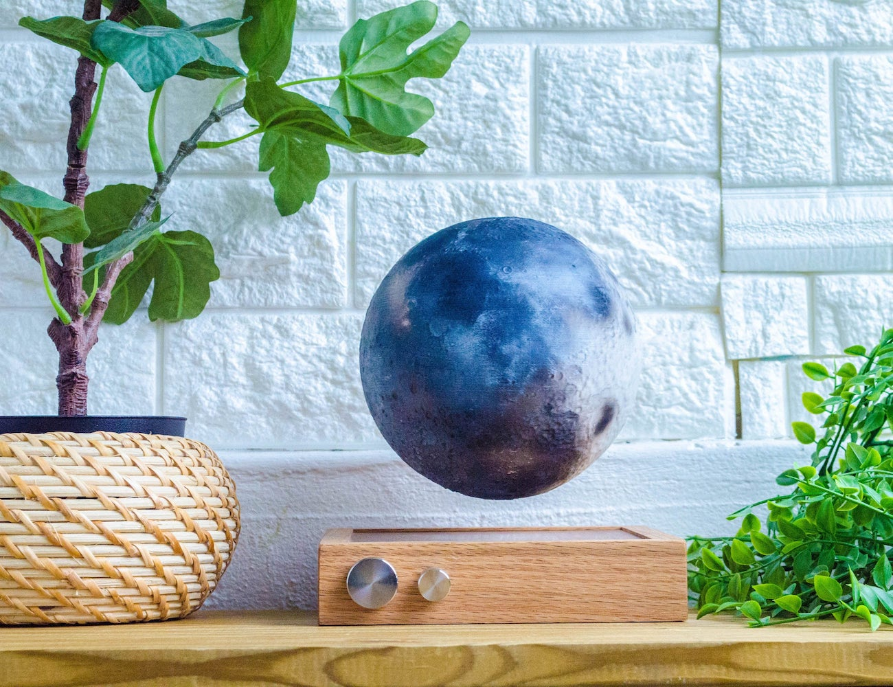 Lunevis Premium Floating Moon Lamp
