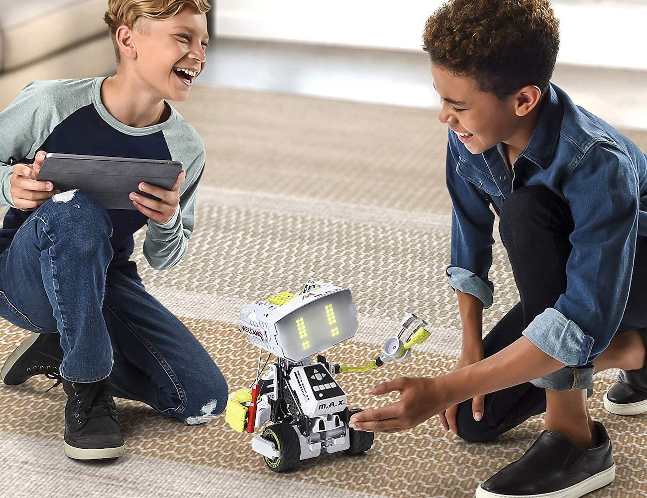 Meccano-Erector M.A.X Interactive AI Smartbot
