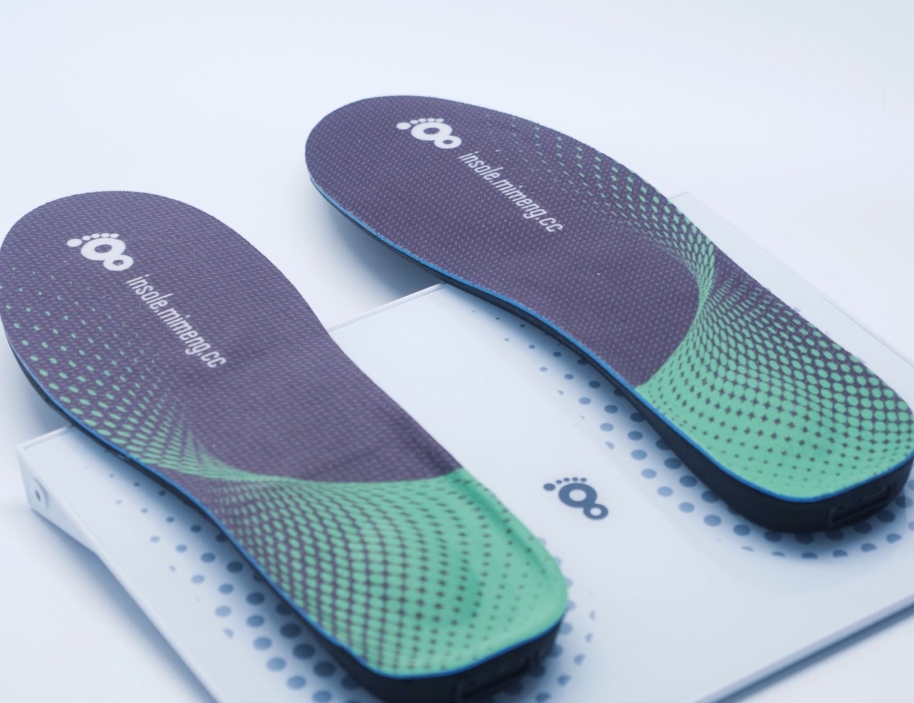 MiMeng Smart Heated Insoles