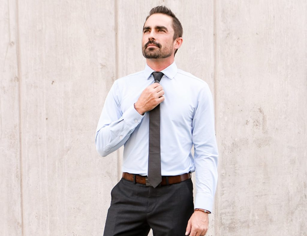 ModernTie+Modular+Magnetic+Necktie