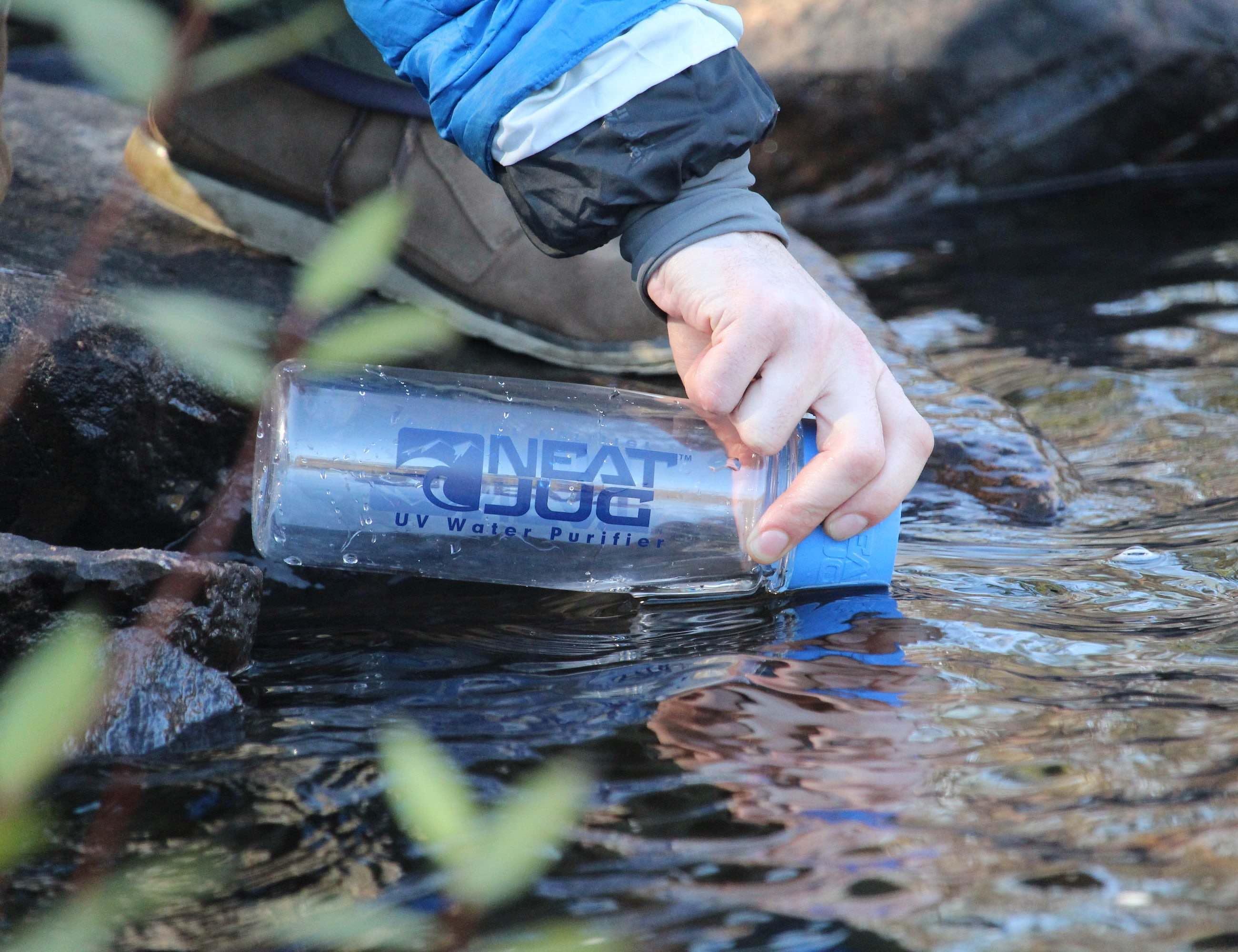 Neat Jug UV Water Purifier