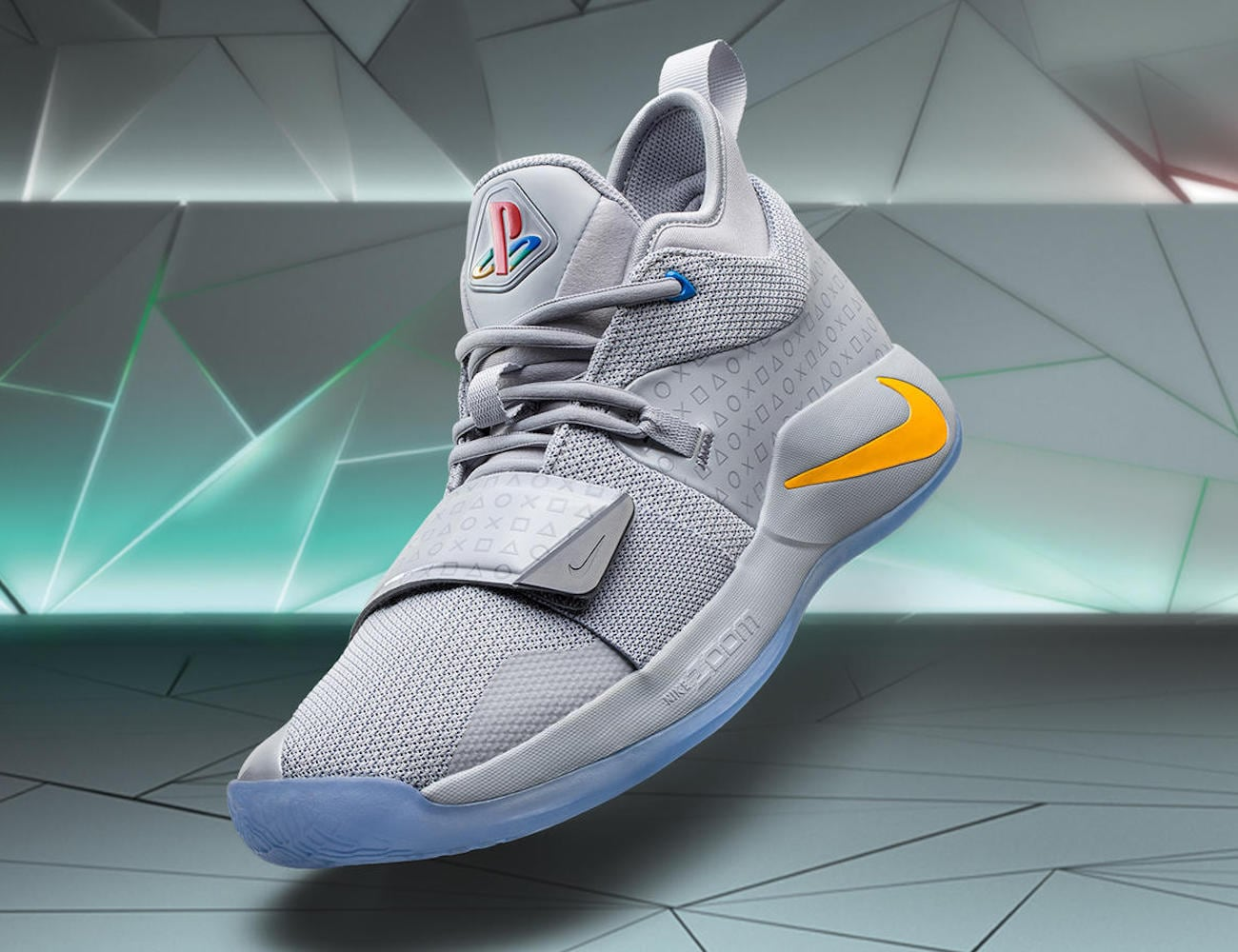Nike PG 2.5 x PlayStation Colorway Footwear
