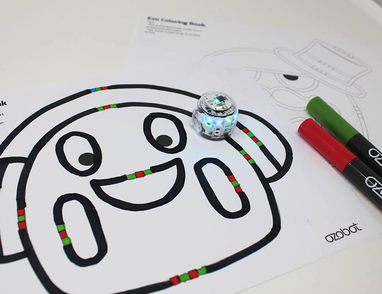 Ozobot Robot Educator Entry Kits