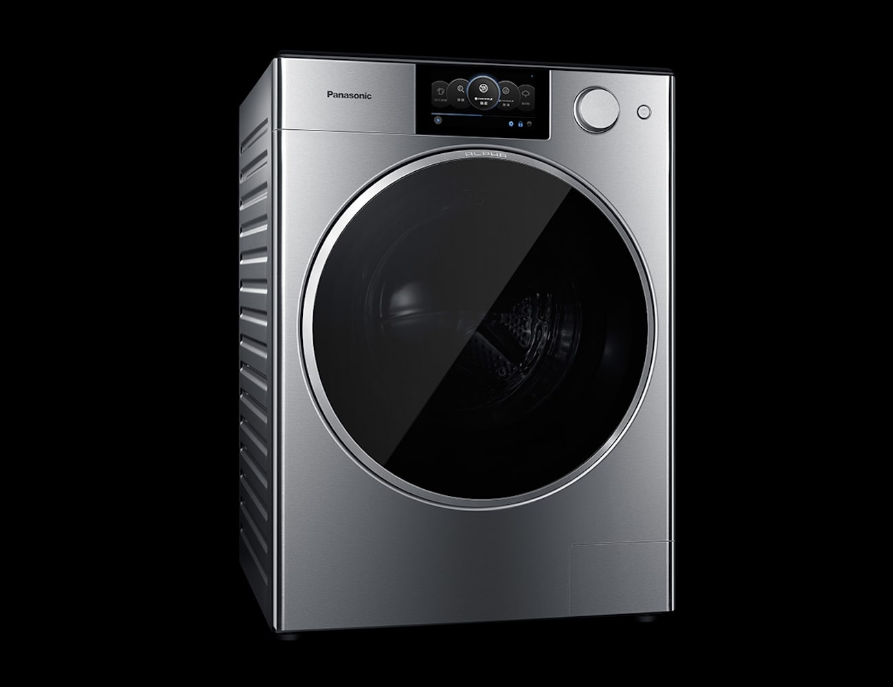 Panasonic Alpha Luxury Washing Machine  U00bb Gadget Flow