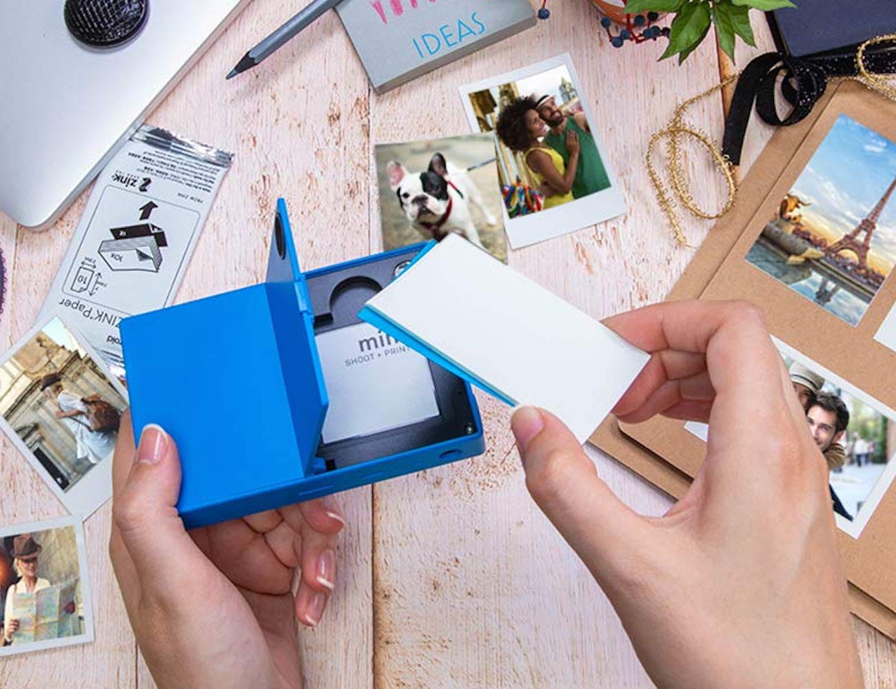Polaroid Mint Instant Print Camera