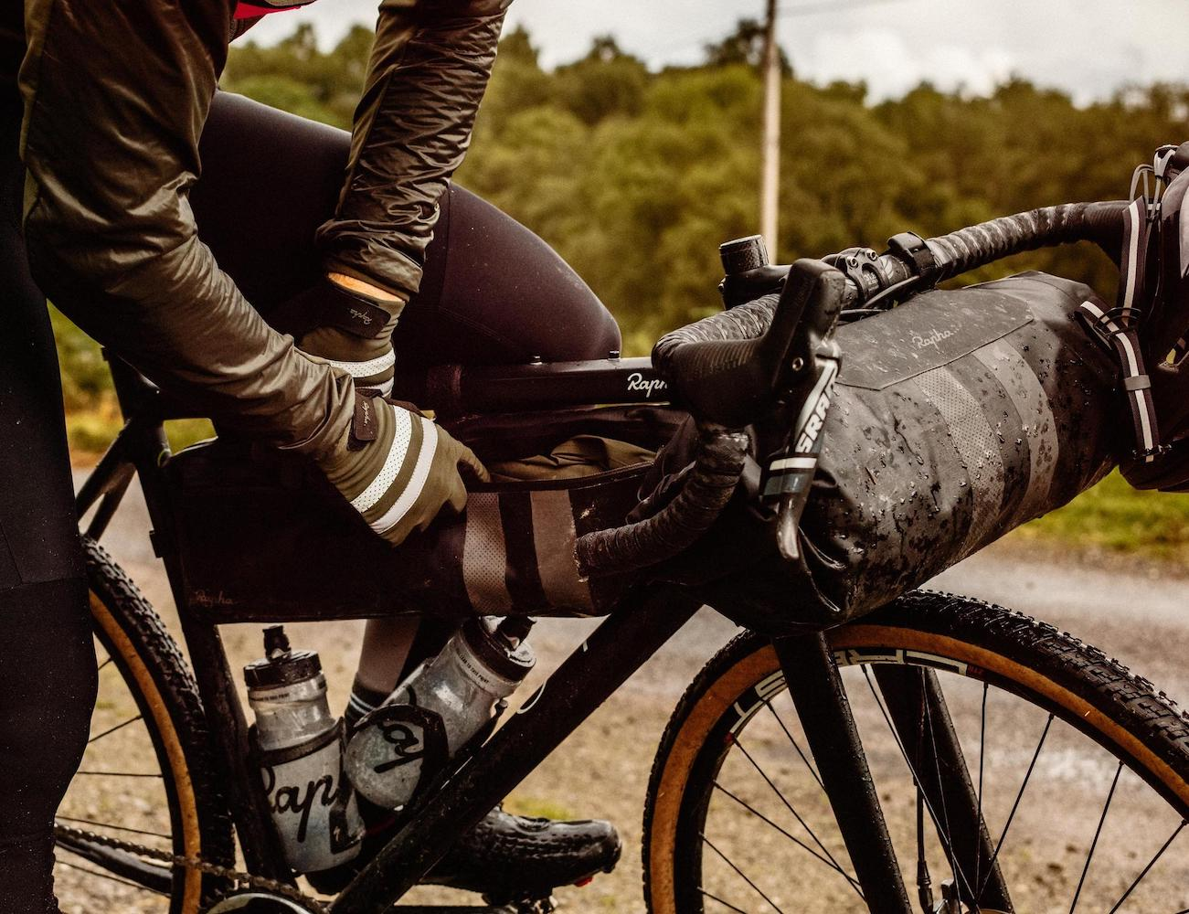 Rapha Waterproof Frame Pack