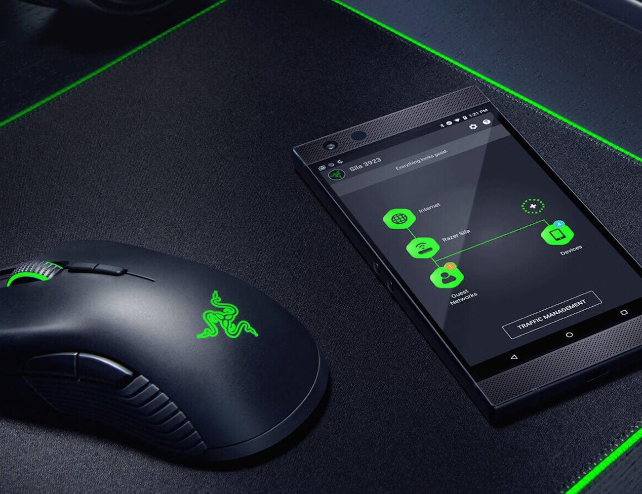Razer Sila Gaming Wi-Fi Mesh Router
