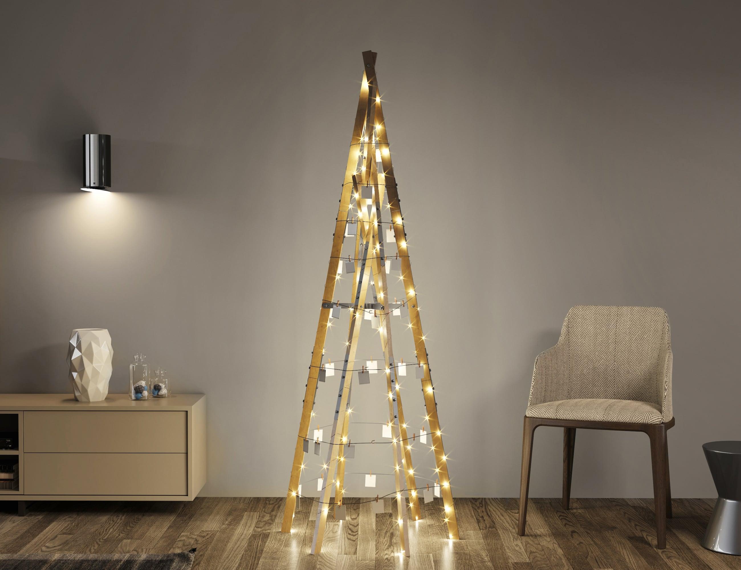 SLXT Space-Saving Christmas Tree