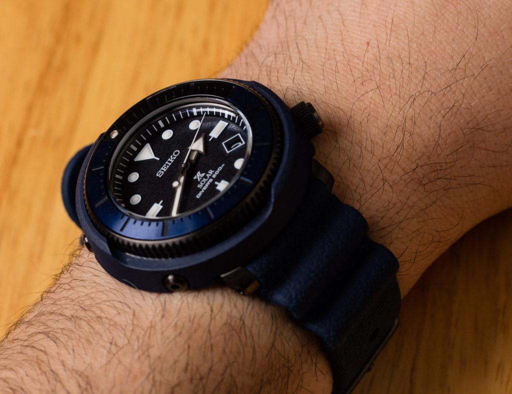 Seiko+Prospex+Street+Series+Solar+Diver+Watches