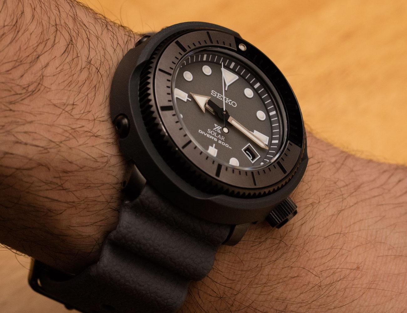 Seiko Prospex Street Series Solar Diver Watches