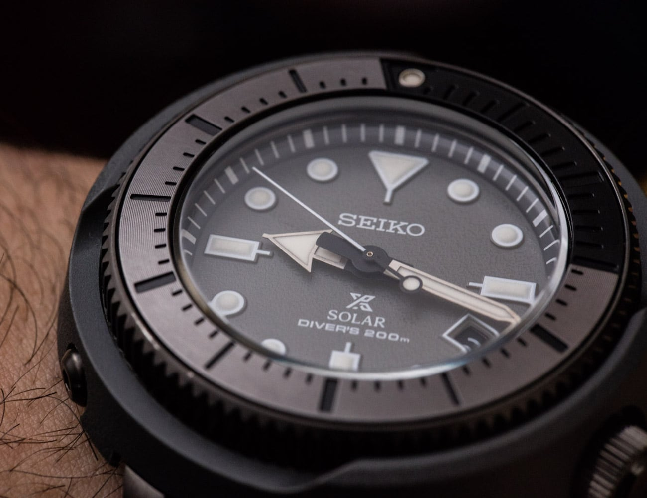 6d1e84962284 Seiko Prospex Street Series Solar Diver Watches » Gadget Flow