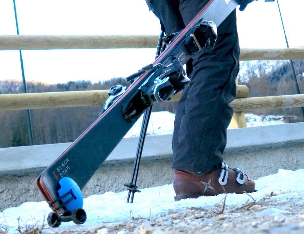 Skiddi+Mini+Ski+Trolley