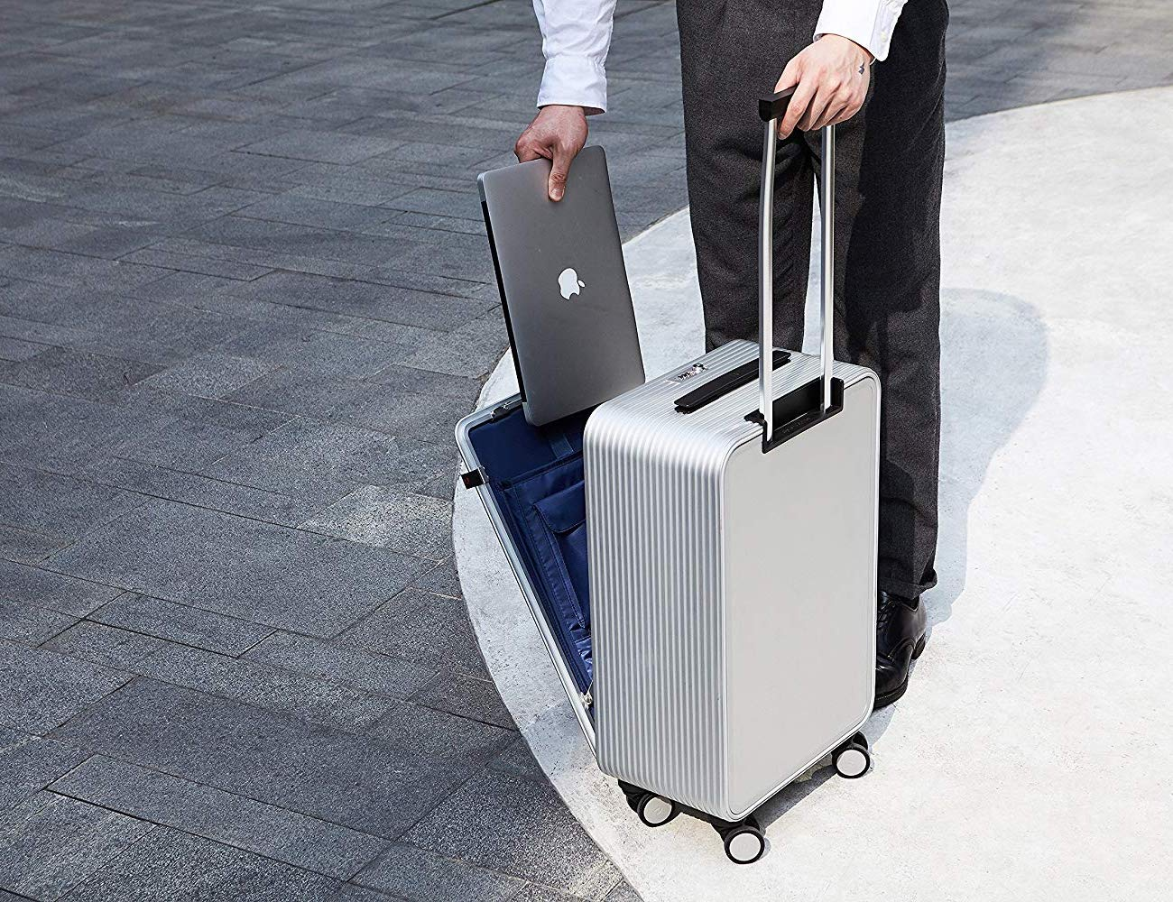TUPLUS X1 Aluminum Hard Case Luggage