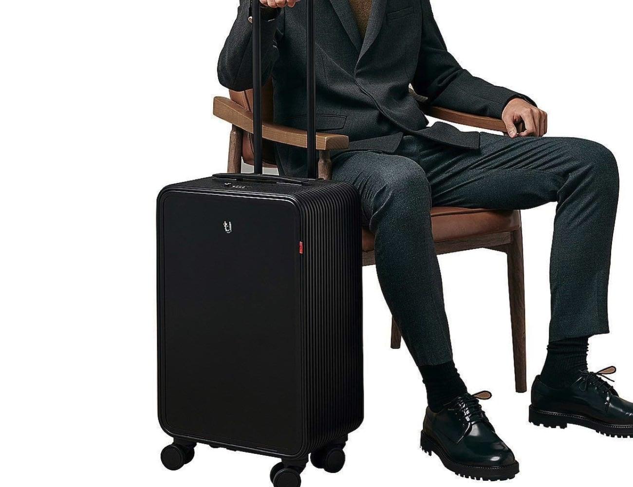TUPLUS X1 Aluminum Hard Case Luggage